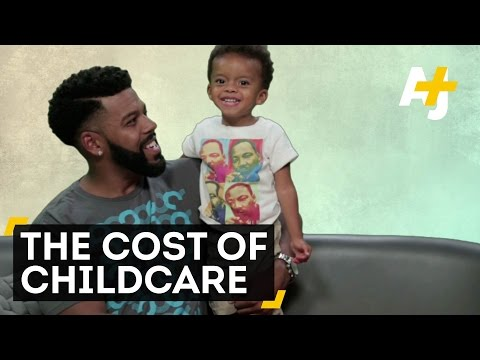 What's The Cost Of Childcare In The U.S.?