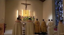 [DIRECT]Premières vêpres de la solennité de la Trinité, en direct du séminaire