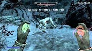 TROLL ROLL - Skyrim