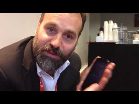 Mark Shuttleworth muestra Ubuntu on Phone