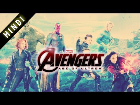 AVENGERS AGE OF ULTRON FULL MOVIE IN HINDI MARVEL CINEMATIC UNIVERSE IN HINDI PHASE TWO #11