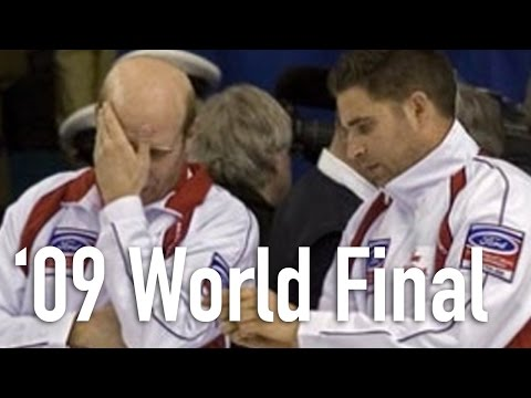 Martin (CAN) vs. Murdoch (SCO) - 10th End 2009 World Championship Final
