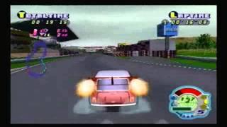 Road Trip PS2: Peach Raceway 2