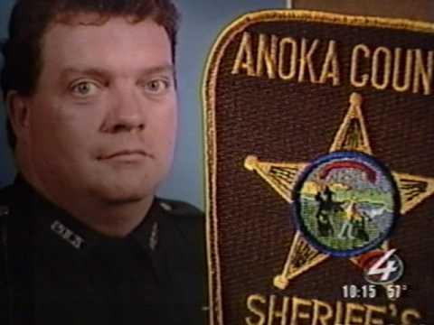 Morgan Gram's Traffic Stop Involving Anoka County Sheriff's Dept (2001).