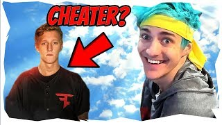 NINJA CALLS OUT TFUE FOR EXPLOITING FORTNITE, H1Z1 and PUBG! *CHEATER?*