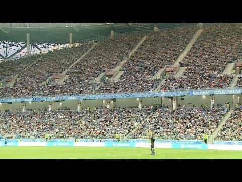 Более 36 тысяч болельщиков пришли поддержать «Ротор» в матче с «Торпедо»