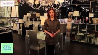 видео Выбор люстры для натяжного потолка