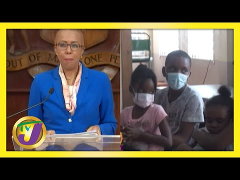 Over 120,000 Jamaican Student Absent from Online Classes | TVJ All Angles - June 9 2021