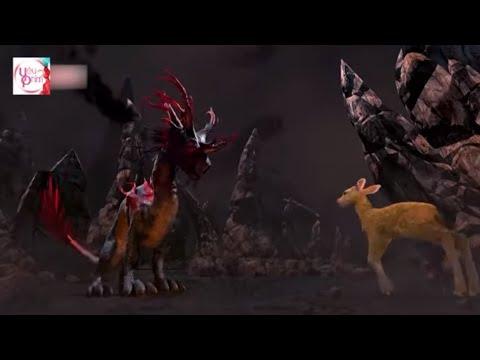 Sức Mạnh Của Pet Thần Khương Tử Nha Tung 3 Chiêu Hạ Bệ Rồng Thiên   BẢNG PHONG THẦN   YÊU PHIM