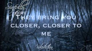 Sinfully Yours - Valediction  [Lyric Video]