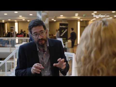 DevOpsCon 2016: Interview Anton Weiss
