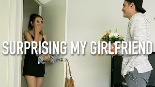 One of Gabriel Conte's most viewed videos: SURPRISING MY GIRLFRIEND IN AUSTRALIA