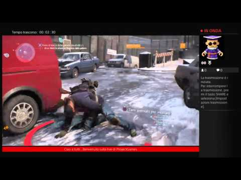 LiveStory PS4 By SimoGraphix- TheDivision