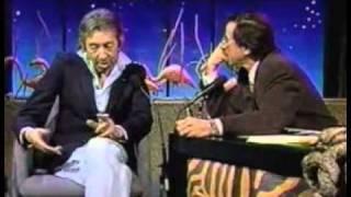 """Serge Gainsbourg interviewé à """"Ad Lib"""" (partie 1 de 2)"""