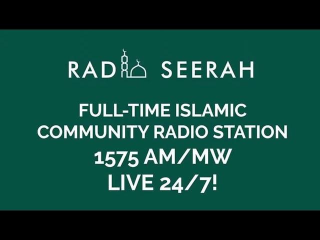 Nasheed competition 03 Oct 2021 - Radio Seerah 1575AM/MW