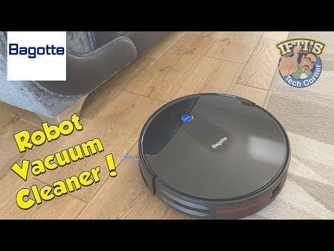 Bagotte BG600 'Budget' Robot Vacuum Cleaner/Hoover : REVIEW
