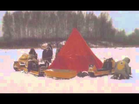 90 Degrees North - Plaisted Polar Expedition