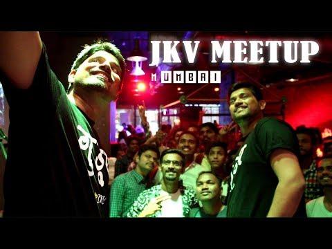 JKV चा पहिलाच भन्नाट मीटप !