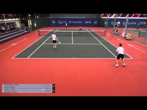 12.11.2014 - III Paf Open Pärnu. Alan Braschinsky/Karl Kiur Saar - Vladimir Ivanov/Andrei Vasilevski