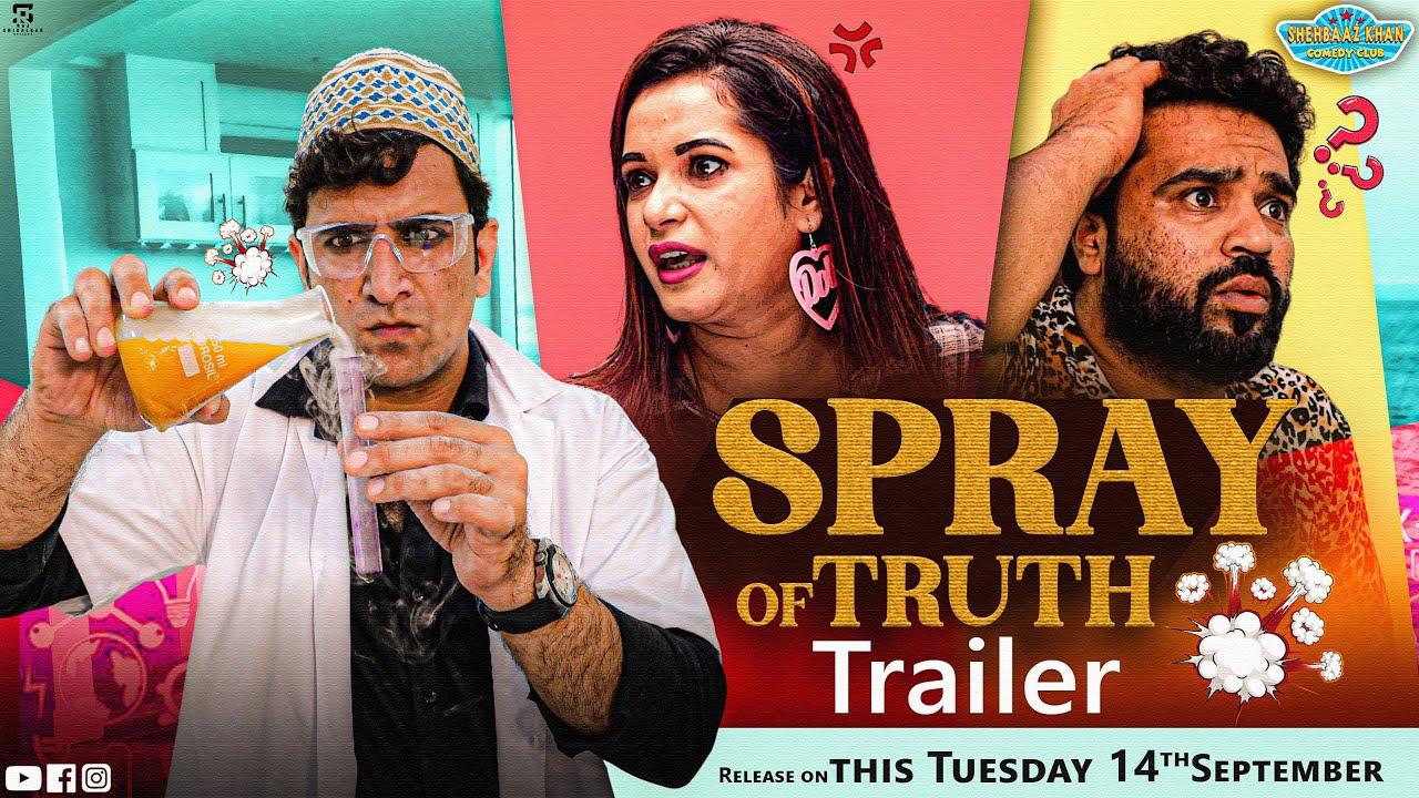 SPRAY OF TRUTH | NOOR BHAI | TRAILER