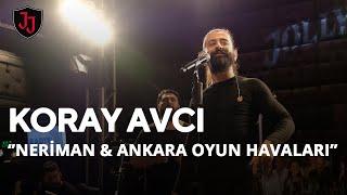 Koray Avcı - Neriman \u0026 Ankara Oyun Havaları @ Jolly Joker Ankara