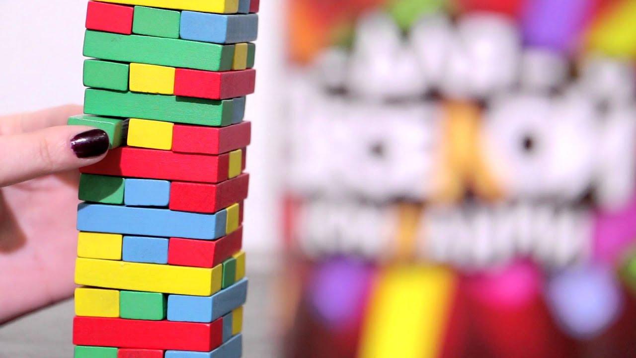Настольные игры башня (дженга) по лучшей цене, с доставкой за 29000 руб по беларуси за 1 сутки. С описанием, правилами, видео обзорами.