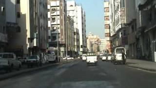STREETS OF MADINA MUNAWWARA