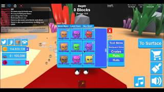 Mining Simulator Neues Update!!! + Trident! (Bergbau-Simulator) - Roblox