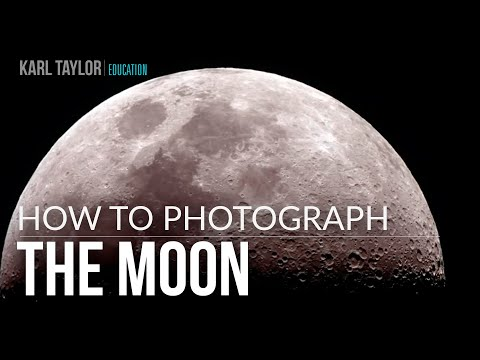 How To Photograph The Moon - Equipment, Camera Settings & Top Tips