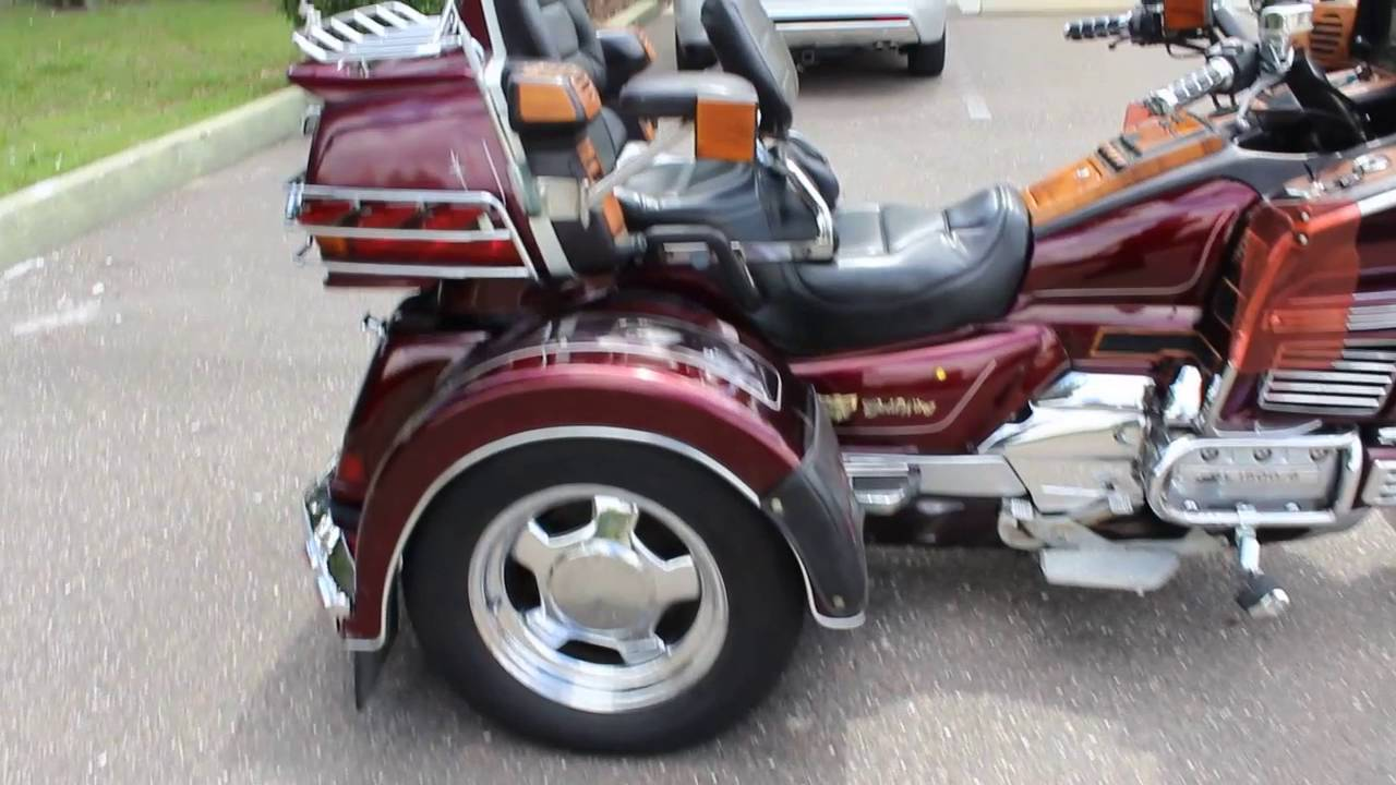 Maxresdefault on Goldwing Motor Trike Kit