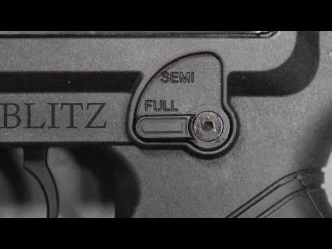 Hatsan Blitz Full Auto Airgun