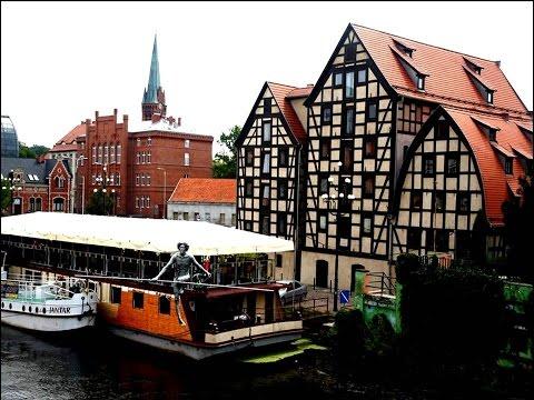 Bydgoszcz Poland Views of City dr Jerzy Wowk
