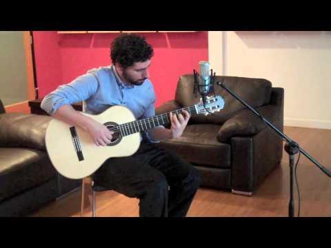Far Away - Jose Gonzalez (presented by Cordoba Guitars)