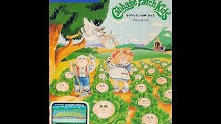 Cabbage Patch Kids | MSX1 | RC-716 | MSX 1 & MSX 2 Konami Games