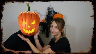 Halloweenowy makijaż w wykonaniu Sylwii