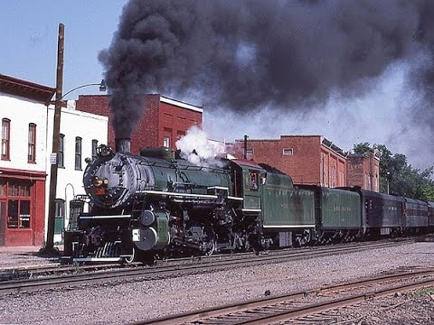 History Of Steam Locomotives Documentary
