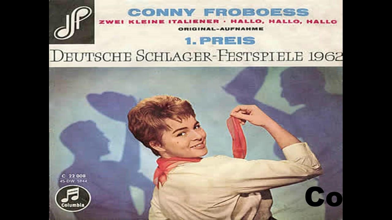 Conny Froboess Bilder conny froboess-zwei kleine italiener 1962