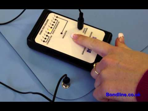 SRM1 - ESD Surface Resistance Checker
