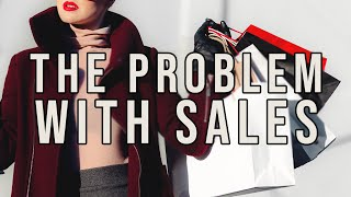 Shopping SALES | Tips for Buying Less
