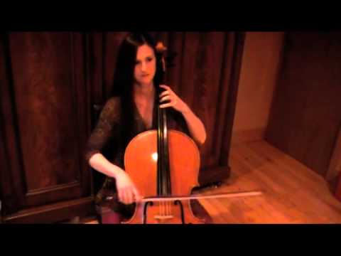 Irish Cello - Tam Lin (Glasgow Reel)- Ilse de Ziah