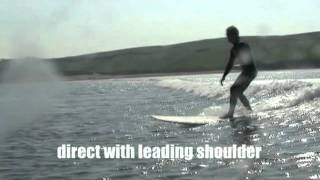 How To Surf - How To Turn