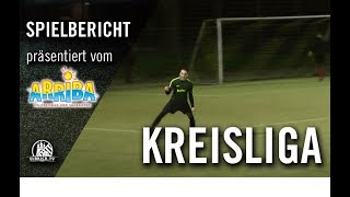 MSV Hamburg II - SV Vorwärts 93 Ost (19. Spieltag, Kreisliga 4) | Präsentiert vom ARRIBA Erlebnisbad