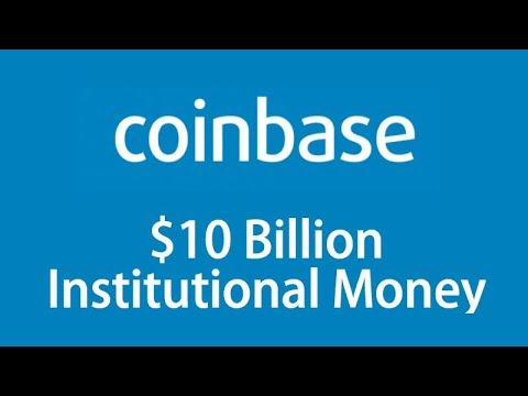 """Coinbase Vice President : """"Coinbase can help unlock $10 Billion of Institutional Investor Money"""""""
