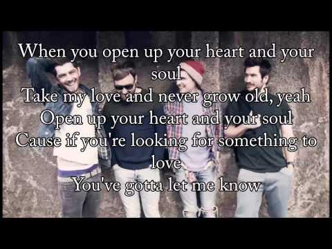Twin Atlantic - Heart & Soul Lyrics