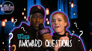 Asking Awkward Questions | In Shoreditch With Yung Filly | NIGHT EDITION