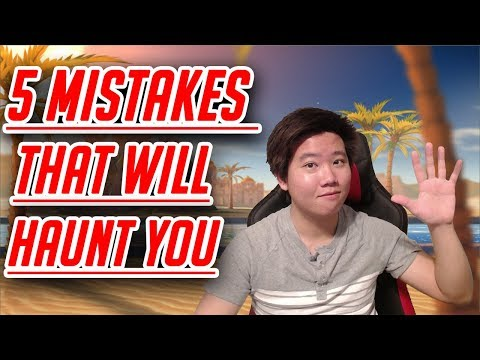 5 Crucial Mistakes That Will Haunt You Forever! | Rise of Kingdoms