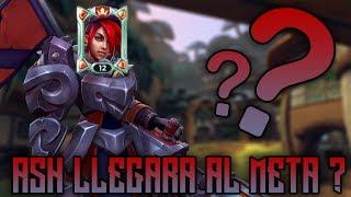 Paladins: Ash Es Un Personaje Competitivo?