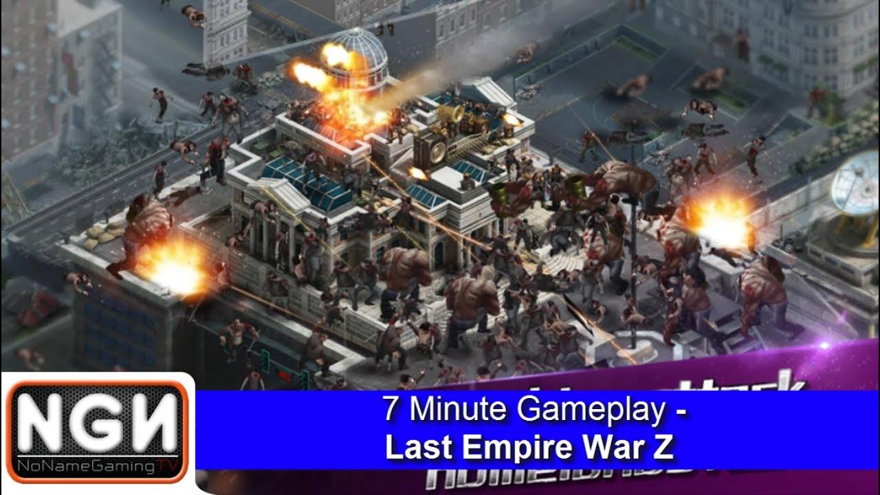 Last empire war z для виндовс 10