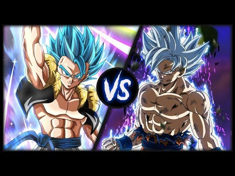 VIDEO: Mastered Ultra Instinct Goku vs Gogeta Blue - Who is Stronger!?