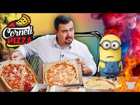 Доставка Corneli Pizza   Что могут локальные доставки?